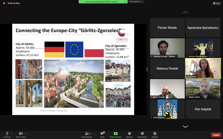 Przyszłość obszaru turoszowskiego – pozytywne rozmowy przedstawicieli Polski, Czech i Niemiec.
