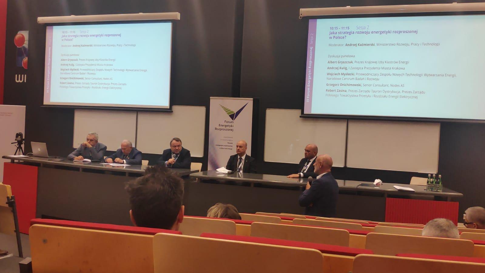 III Forum Energetyki Rozproszonej w Krakowie – zapowiedzi regulacji prawnych
