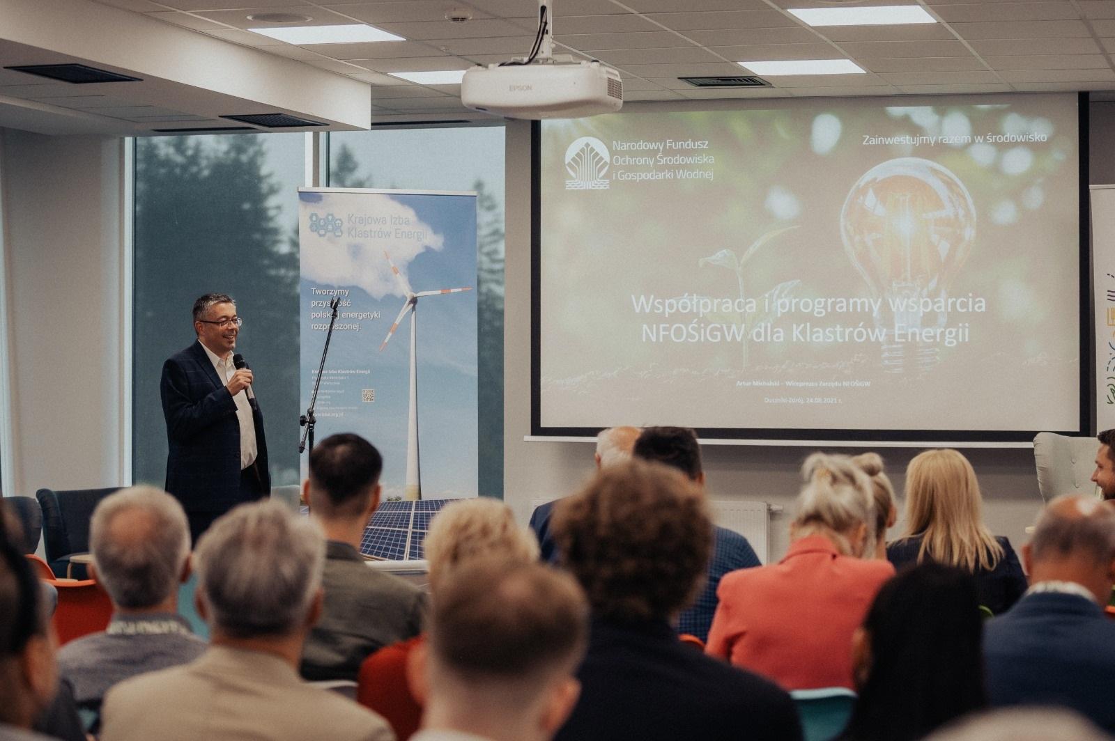 Konferencja dla Klastrów Energii w Dusznikach-Zdroju – podsumowanie