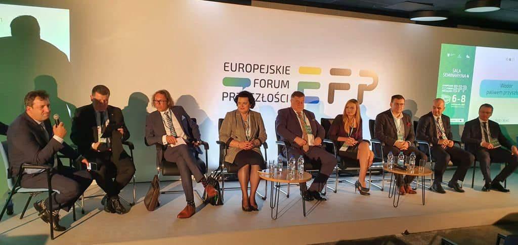 Zklaster na pierwszej edycji Europejskiego Forum Przyszłości